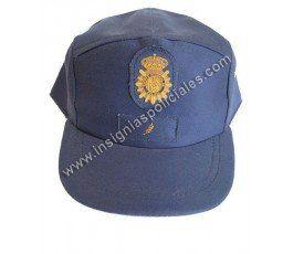 UPR SPANISH POLICE CAP