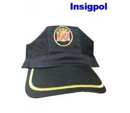 SPANISH LOCAL POLICE EMBROIDERED CAP
