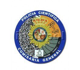 spanish-national-police-csi-patch