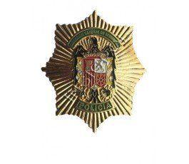 PLACA-CUERP- GENERAL-SEGURIDAD-1963