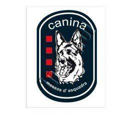 mossos-unitat-canina-sticker