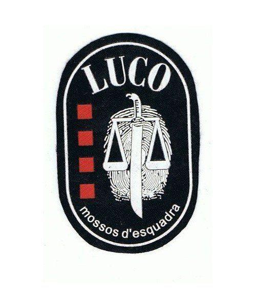 MOSSOS LUCO PATCH