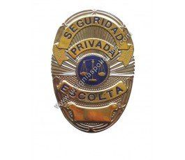 INTERNATIONAL BODYGUARD BADGE