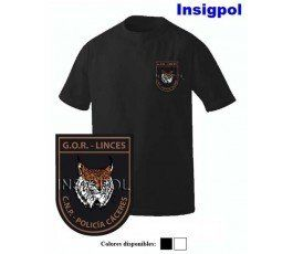 SPANISH NATIONAL POLICE GOR LINCE T-SHIRT