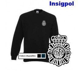 SPANISH NATIONAL POLICE TRACE SWEATSHIRT