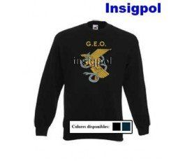 SPANISH NATIONAL POLICE GEO SWEATSHIRT