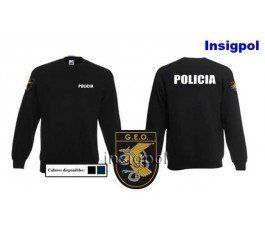 SPANISH NATIONAL POLICE GEO II SWEATSHIRT