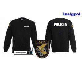 SUDADERA-policía-GEO-II