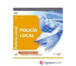 temario-oposiciones-test-general-oposiciones-policía-local-book