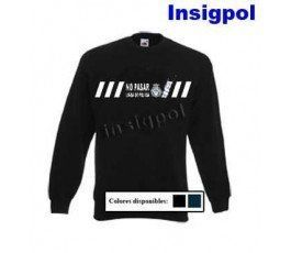 SPANISH NATIONAL POLICE BEACON SWEATSHIRT