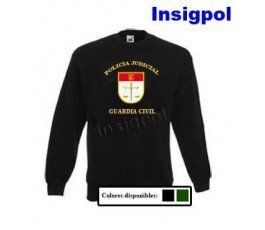 CIVIL GUARD JUDICIAL POLICE SWEATSHIRT