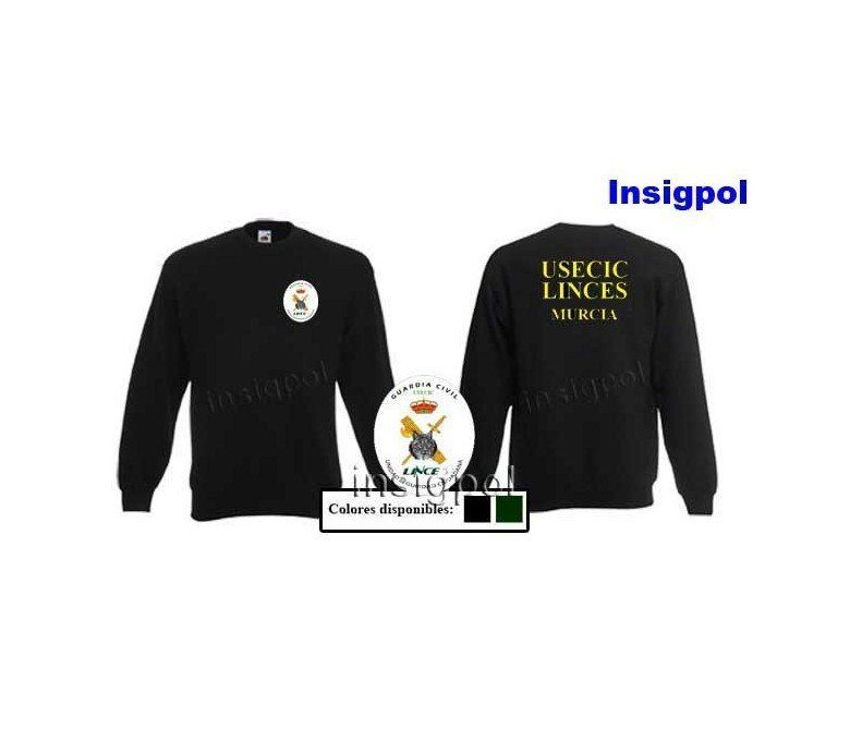 CIVIL GUARD USECIC MURCIA SWEATSHIRT