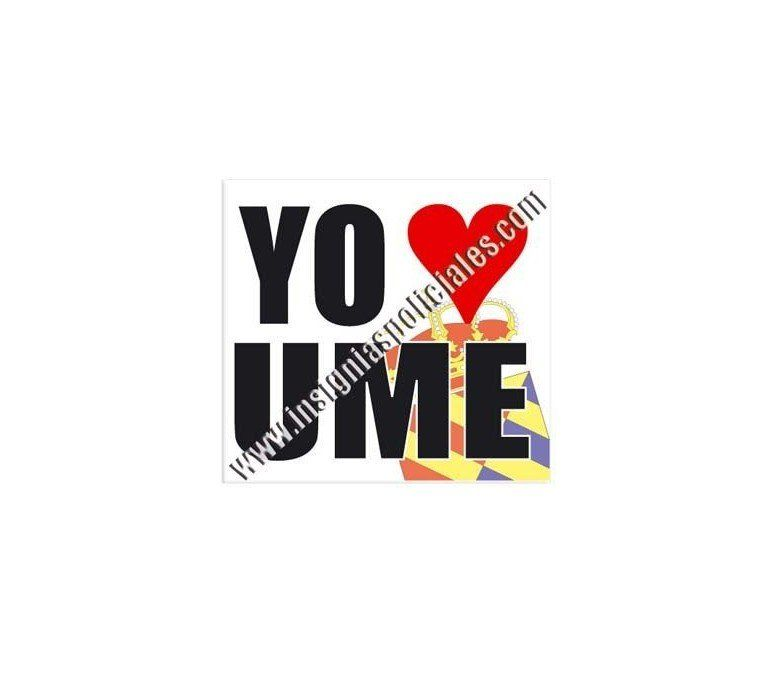 I-love-ume-military-sticker
