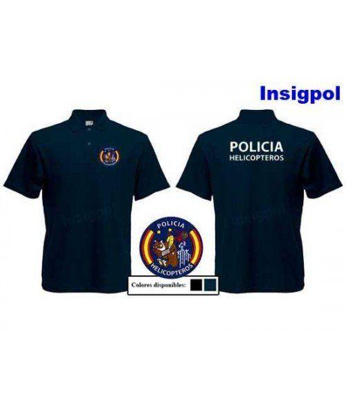 POLO POLICIA HELICOPTEROS