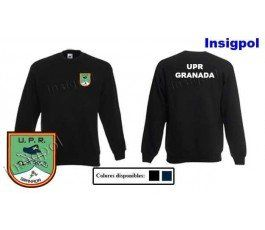 SPANISH NATIONAL POLICE UPR GRANADA SWEATSHIRT