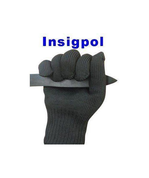 GUANTES ANTICORTE  INSIGPOL NIVEL 5. El más barato y efectivo guante de kevlar que puedas comprar. Talla única.