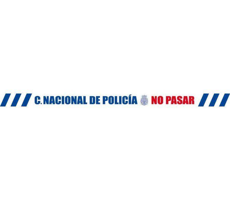 LINEA POLICIAL CUERPO NACIONAL DE POLICÍA