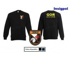 SPANISH NATIONAL POLICE GOR PALMA SWEATSHIRT