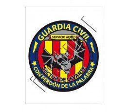 guardia-civil-servicio-aereo-levante-sticker