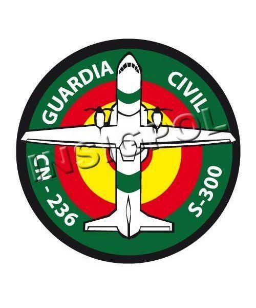 PARCHE GUARDIA CIVIL CN 236