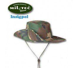 US MILITARY WOODLAND CAMO HAT