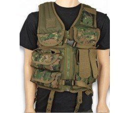 TACTICAL DIGITAL IP CAMO WAISTCOAT