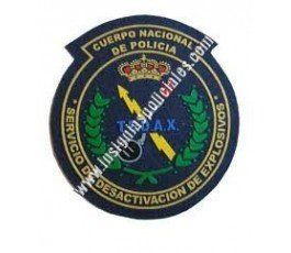 spanish-national-police-tedax-patch