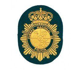 parche-cuerpo-nacional-policia-pecho