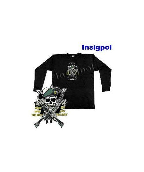 US SPECIAL FORCES LONG SLEEVE T-SHIRT