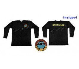 SPETSNAZ RUSSIAN SPECIAL FORCES LONG SLEEVE T-SHIRT