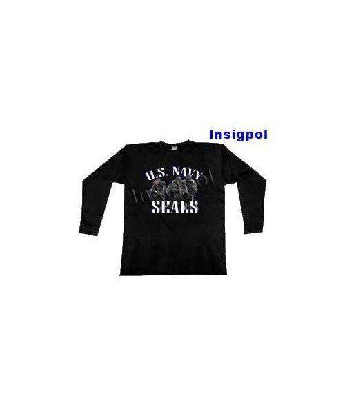 NAVY SEALS ASSAULT  LONG SLEEVE T-SHIRT