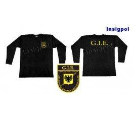 GIE LONG SLEEVE T-SHIRT
