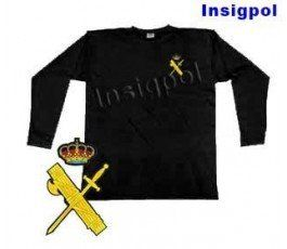 CAMISETA MANGA LARGA GUARDIA CIVIL LOW COST