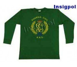 CIVIL GUARD ARS EMBLEM SLEEVE T-SHIRT