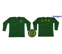 CIVIL GUARD GAR SLEEVE T-SHIRT