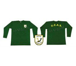CIVIL GUARD GEAS SLEEVE T-SHIRT