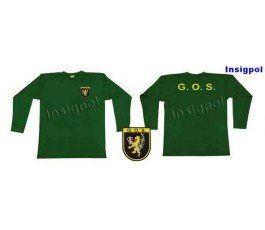 CIVIL GUARD GOS LONG SLEEVE T-SHIRT