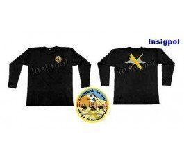 CIVIL GUARD HELICOPTER MAURITANIA LONG SLEEVE T-SHIRT