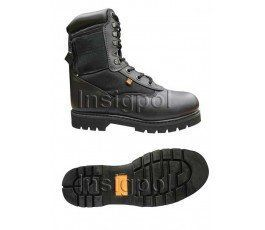 MIL-TEC BOOTS. Boots steel tip. Solid leather/Nylon construction with insulated filling. Speed-lace system.