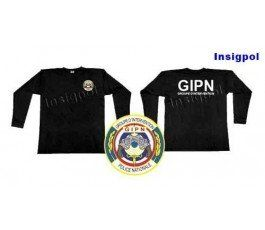 Groupe d'Intervention de la Police Nationale T-shirt