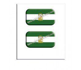 pegatina-resina-bandera-andalucía-1-x-1.5-cm