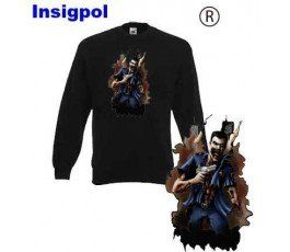SPANISH NATIONAL POLICE ZOMBIE SWEATSHIRT
