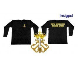 SPECIAL NAVY FORCE  (FGNE) LONG SLEEVE T- SHIRT