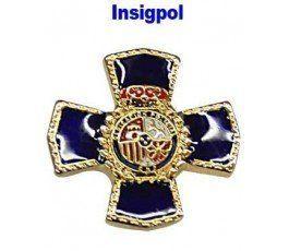 DISTINTIVO PIN XXX AÑOS DEDICACIÓN POLICIAL CNP