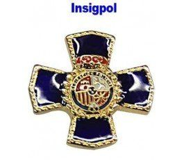 DISTINTIVO PIN XXV AÑOS DEDICACIÓN POLICIAL CNP