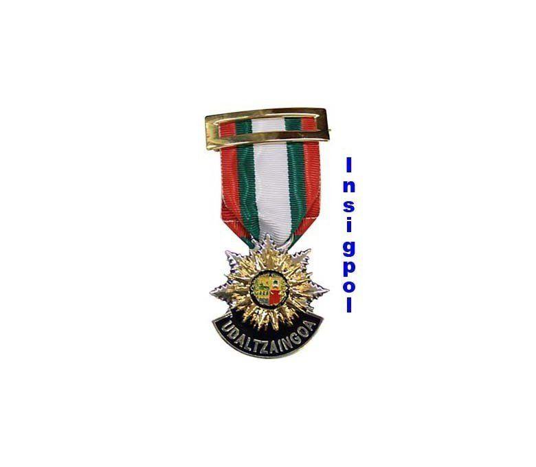 BASQUE COUNTRY ERTZAINTZA POLICE  MERIT MEDAL