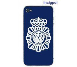 abstract-spanish-national-police-iphone-4-sticker