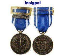 FORMER YUGOSLAVIA OTAN MEDAL