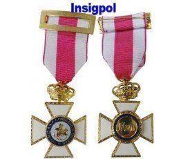 Royal and Military Order of Saint Hermenegildo Medal