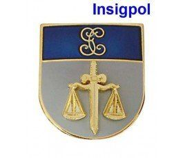 civil-guard-judicial-police-permanence-badge